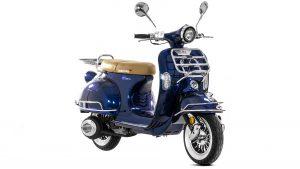 Lexmoto Milano 125cc skutla