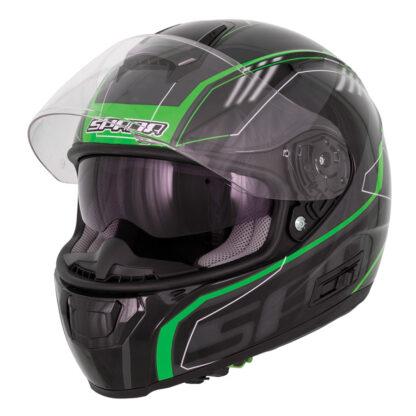 Spada SP16 Gradient svartur/grænn